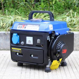 비손 (중국) BS950 650W 구리 철사 작은 휴대용 가솔린 발전기