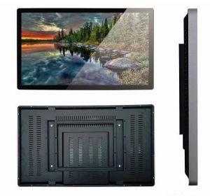 55 '' panel barrier Mounted 4K Ultra hp screen display