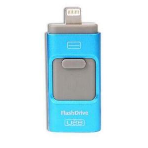 6 для iPhone 6S Plus 5 5s iPad перо диск карты памяти Memory Stick двойного назначения для мобильных ПК OTG Micro-USB Flash Drive4ГБ 8 ГБ 16ГБ 32ГБ 64ГБ