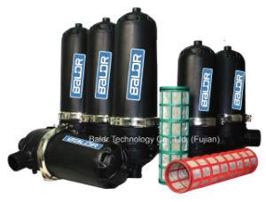 Mikron-exakter Filtration-Wasser-Bildschirm-Filter für die mittlere Fluss-Entstörung