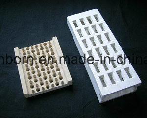 菫青石の陶磁器のコア処理し難い陶磁器