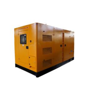 150kVA防音のCumminsのディーゼル発電機