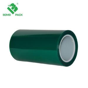 De Groene Band Op hoge temperatuur van het Silicone van het Huisdier van de Leverancier van China voor het Masker van het Soldeersel van PCB
