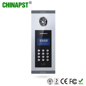 アパート(PST-VDA-R2)のための構築の可聴周波ビデオ通話装置のドアの電話システム