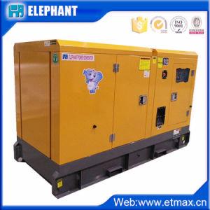 200квт 250 ква бесшумный генераторная установка дизельного двигателя Cummins