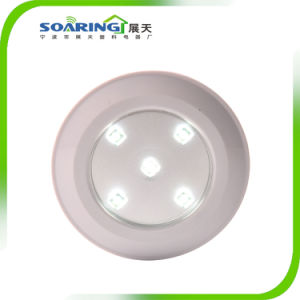 Lightmates LEDのリモート及び電池- 6パックが付いている無線パックライト