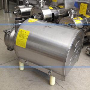 Les mesures sanitaires Self-Priming pompe en acier inoxydable utilisé pour les boissons