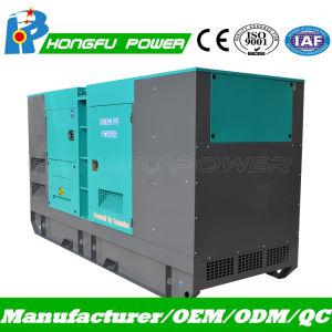 500-550kVA Cummins en silencio la energía eléctrica generador diesel con un gran depósito de combustible