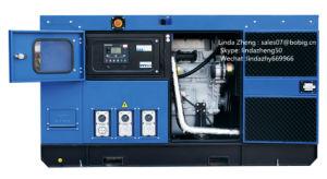 パーキンズエンジンの電力の発電機のディーゼル防音の800kw 1000kVA
