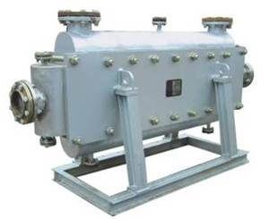 産業すべての溶接されたタイプ排気ガスの熱交換器