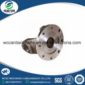 Wuxi Weicheng Flage Eje cardánico piezas de repuesto horquilla