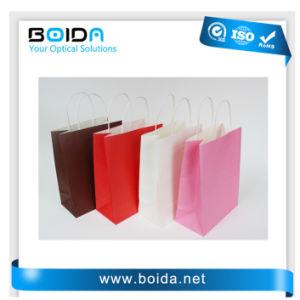 Impressos promocionais embalagem comercial de revestimento de papel Kraft de saco (PB21107)
