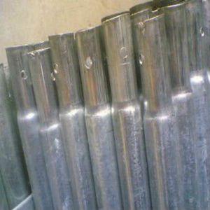 Restringimento-Collo per i tubi d'acciaio