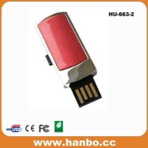 小型USBの抜け目がない運転者(HU)