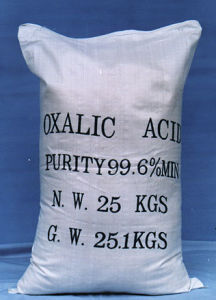 Oxalic Zuur