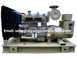 Gruppo elettrogeno diesel del generatore di 100 chilowatt Cummins/di potere