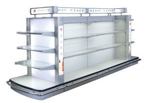 Lotion Display Glass Shelf mit LED Light (HY-14)