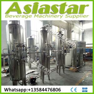 Industrieller Edelstahl-MineralWasseraufbereitungsanlage-Preis