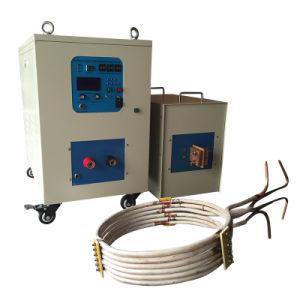Ferro de alta freqüência da máquina forjado Magenetic aquecedor por indução