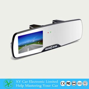 4.3Inch Retrovisor coche HD DVR-9618 Monitor xy