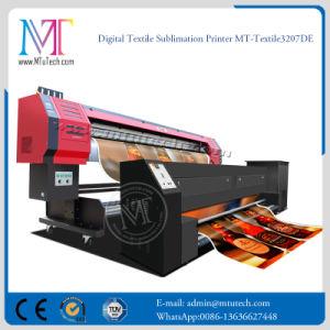 stampante della tessile di Digitahi della macchina di stampaggio di tessuti di sublimazione della casa di 3.2m per la decorazione