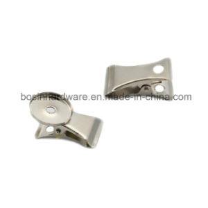 Clip d'argento del metallo con il magnete