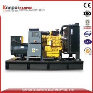福建省からの220kw/275kVA AC三相水によって冷却される400V発電機