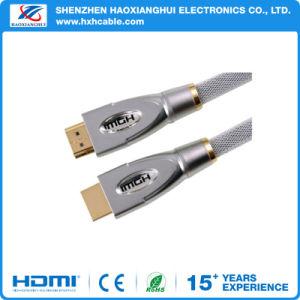 Dünnes HDMI Kabel des Qualitäts-Metall
