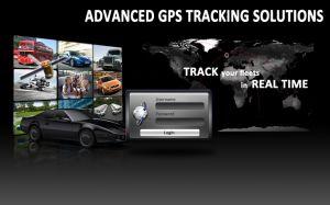 Sistema di inseguimento personalizzato di GPS con le funzioni complete