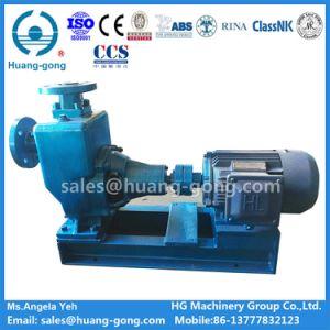 Pompa centrifuga marina dell'acqua di mare di Huanggong con la ventola dell'ottone del silicone
