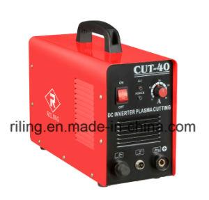 Máquina de corte por plasma do inversor (CUT-30/40)
