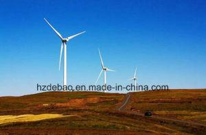 風力の発電機の鋼鉄タワーポーランド人