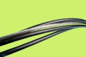 Riga ambientale cavo di alluminio standard di distribuzione di ABC isolato XLPE di NFC