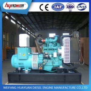 50Hz 70kw Diesel van Cummins Generator in drie stadia met ATS