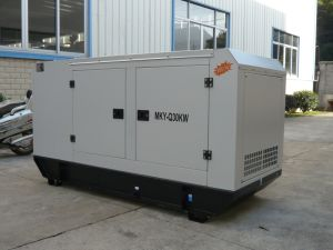 Grupos de gerador diesel Foton Isuzu novos projetados com tipo Canopy