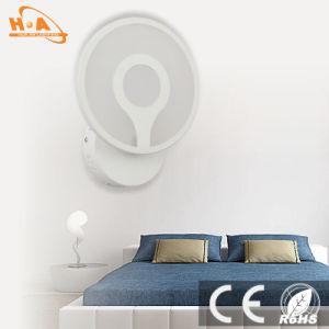 Neue Design Produkte 4000k 8W LED Wandleuchte für Hotels