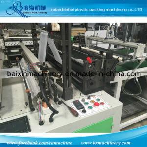 Trasportatore automatico di sigillamento di 2 strati del macchinario inferiore del sacchetto