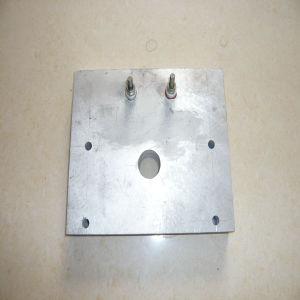 突き出る機械のためのヒーター投げのアルミニウム