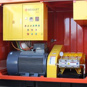 40000psi 300CV de la bomba de alta presión Unx Bareshaft