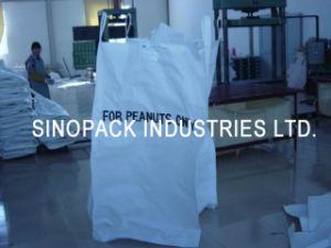 Grand sac agrandi agricole ventilé pour le remplissage des arachides