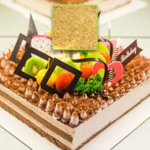 Gelatina de gelatina alimentar