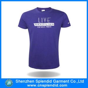 Alta qualità su ordinazione che copre una maglietta delle 100 signore stampata cotone