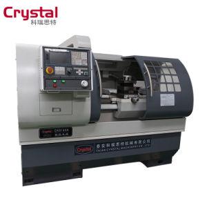 중국 CNC 선반 싼 선반 기계 CNC Ck6140A