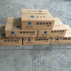 공장 직접 - 7개 판매 - 가장자리 바베큐 목탄, Machine-Made 목탄