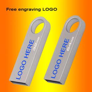 Металлический флэш-накопитель USB 8 ГБ (TF-0466)