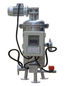 Auto-Nettoyage des filtres de la brosse d'aspiration avec le fonctionnement automatique