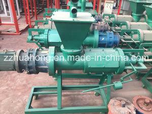 Sólidos de estiércol de vaca y el separador de líquido /Extractor de aguas residuales de origen animal
