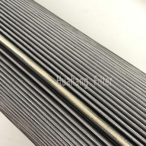 Lubricación de acero inoxidable Filtro de aceite Filtro de aceite Ylx001-000
