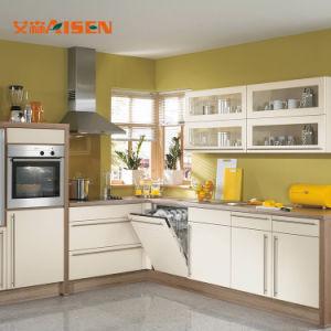 2018 Venta caliente de la pintura al horno armarios modernos muebles para  cocina