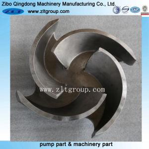 Le moulage au sable en fonte ductile /en acier inoxydable Pièces de la pompe de haute qualité